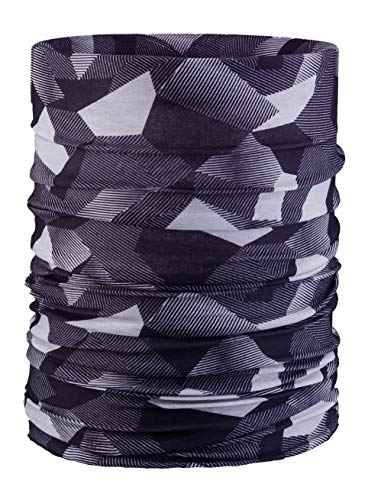 Areco Erwachsene Tuch'18 Schal, Grau, One Size