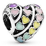 Pandora Bead Charm Donna argento - 797019ENMX