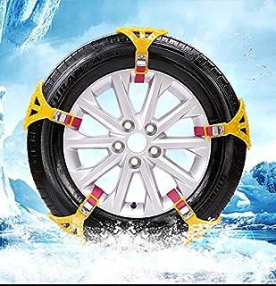 MASO Cadenas de Nieve Antideslizantes para neumáticos, port