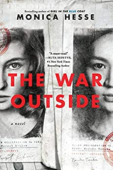 Book's Cover of The War Outside (English Edition) Versión Kindle