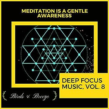 Meditation Is A Gentle Awareness - Deep Focus Music, Vol. 8