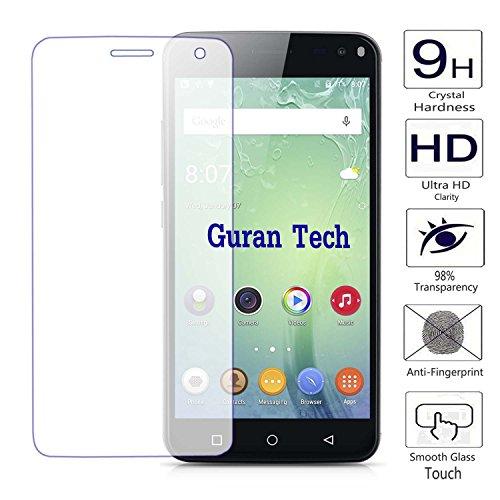 Guran® Displayschutz Glasfolie für Bluboo Xfire 2 Smartphone Hartglas Schutzfolie Film