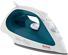 Tefal Steam Iron Steam Irons, White/Blue, FV2650