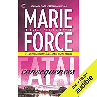 Fatal Consequences audiobook cover art