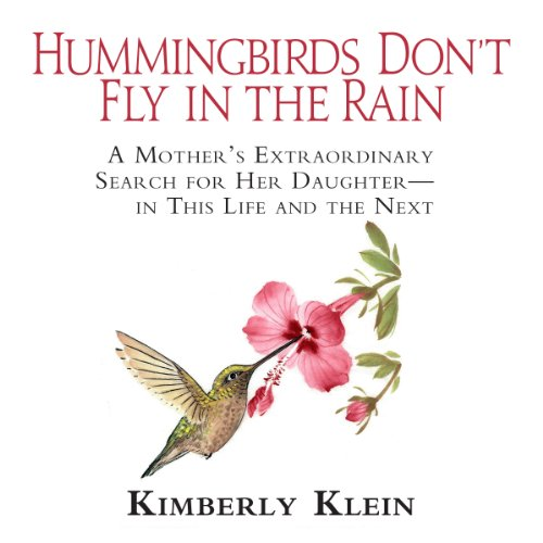 Hummingbirds Don't Fly in the Rain audiobook cover art