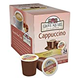 Grove Square Cappuccino, Hazelnut, 24 Single Serve Cups