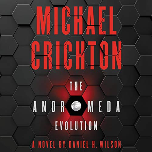 The Andromeda Evolution audiobook cover art