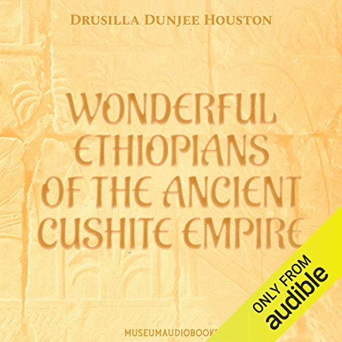 『Wonderful Ethiopians of the Ancient Cushite Empire』のカバーアート
