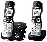 Panasonic KX-TG6822 Téléphones Sans fil Répondeur Ecran [Version Française]