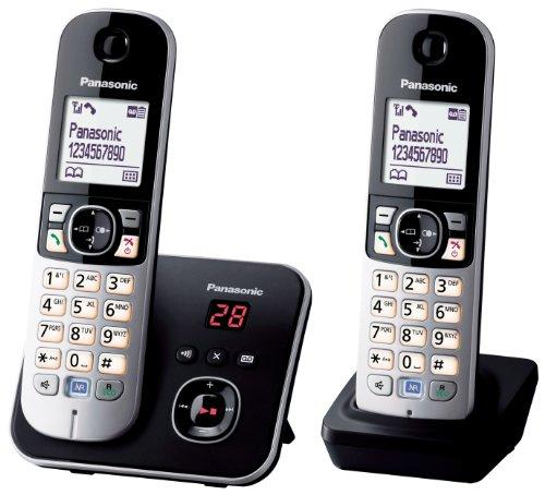 Panasonic KX-TG6822 Téléphones Sans fil...