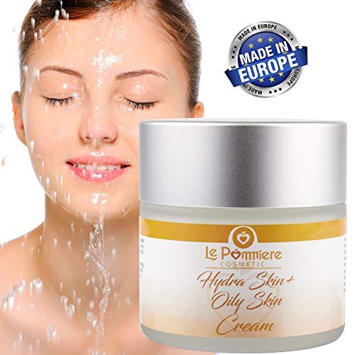 Crema hidratante facial 50ml piel grasa, mixta y acnéica. Hombre o mujer....