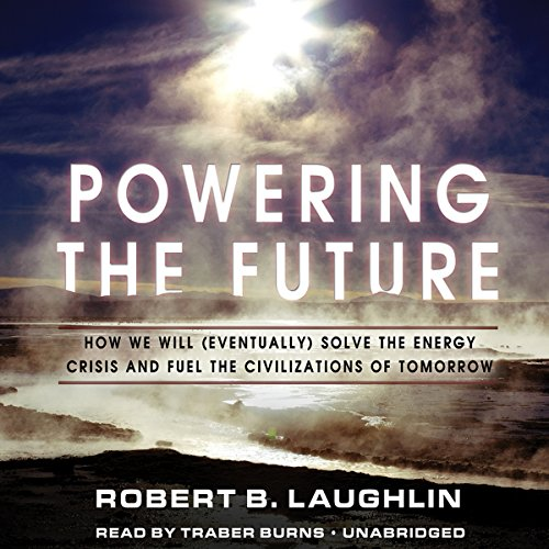 Powering the Future audiobook cover art