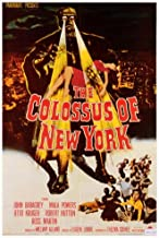 The Colossus of New York POSTER Movie (27 x 40 Inches - 69cm x 102cm) (1958)