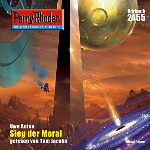 Sieg der Moral audiobook cover art