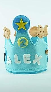 Corona Cumpleaños Monstruo de las galletas