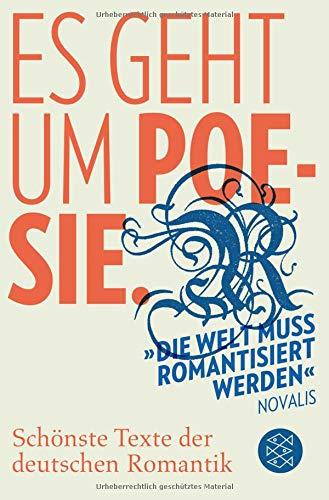 Es geht um Poesie.: Schönste Texte der deutschen Romantik