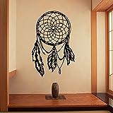 LSMYE 3d Buddha Mandala Lotus Wandaufkleber Federaufkleber Hauptdekoration Wandbild Schlafzimmer...