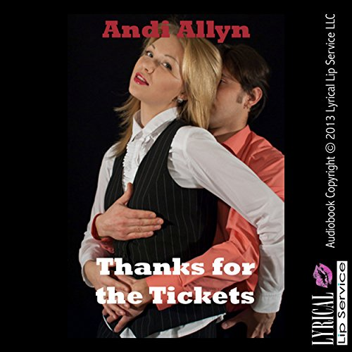 Thanks for the Tickets audiobook cover art