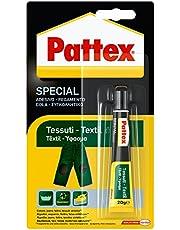 Pattex Textiellijm, transparant, was- en strijkvast, 20 g