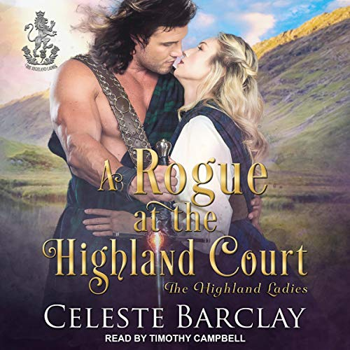 A Rogue at the Highland Court cover art