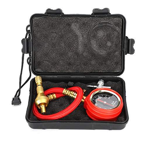 DSED Medidor de presión de neumáticos, indicador de 0-70Psi, medidor de presión de neumáticos, medidor de dial de Alta precisión, probador de neumáticos, reacondicionamiento de automóviles