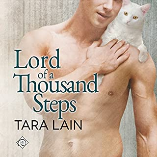 Lord of a Thousand Steps audiobook cover art