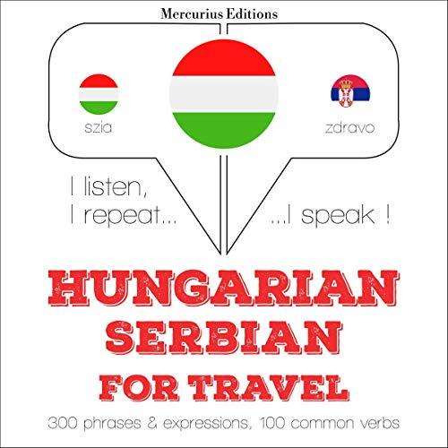 Hungarian – Serbian. For travel cover art