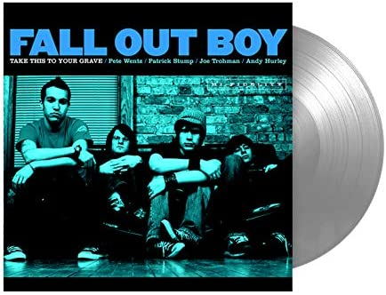 Take This To Your Grave FBR 25th Anniversary Silver Vinyl product image