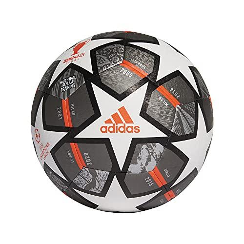 adidas Finale 20Y Training Texture, Pallone da Calcio Unisex Adulto, Pantone/Bianco, 4