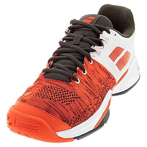 Babolat Propulse Blas AC- Chaussures de tennis pour homme, rouge, 44.5 EU