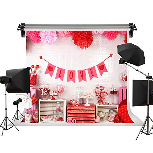 8x8FT Vinyl Photo Backdrops,Lavender,White Polka Dots Design Background for Selfie Birthday Party Pictures Photo Booth Shoot