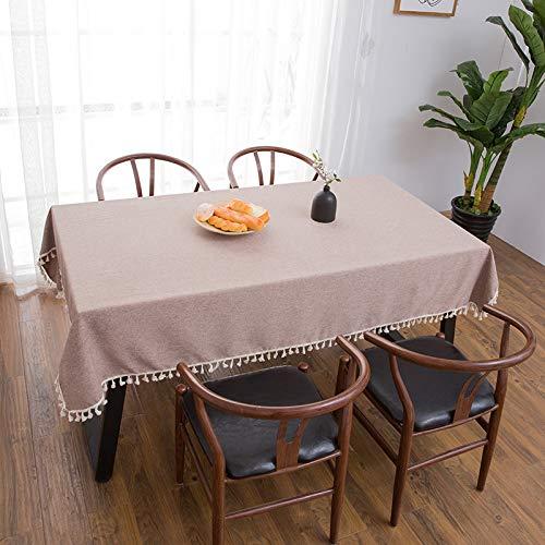 YXDZ Nordic Salon Nappe Housse De Bureau Serviette Coton Table À Thé Tissu Rectangulaire Housse De Ménage Tissu