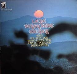 Heino, Hellberg-Duo, Botho-Lucas-Chor, Kapelle Egerland.. / Vinyl record [Vinyl-LP]