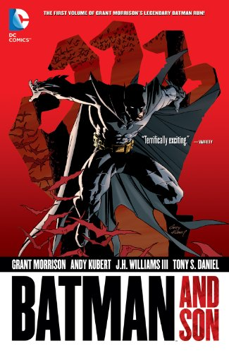 Batman: Batman and Son (Deluxe Edition) (Batman by Grant Morrison series Book 1) (English Edition)