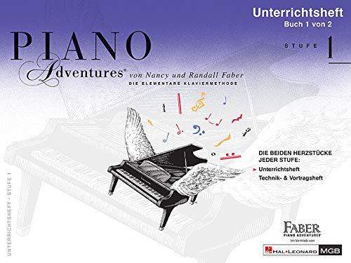 Piano Adventures: Unterrichtsheft 1