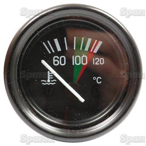 Compatible with Zetor Tractor Water Temperature Gauge 6011-5607 3320, 3340, 4320, 4340, 5211, 5245, 5320, 5340, 6211