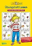 Conni Gelbe Reihe: Übungsheft Lesen: Von der Silbe zum Wort - Hanna Sörensen