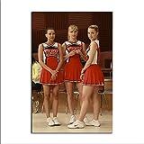 Glee Quinn Santana Bretagne Leinwandkunst Poster und