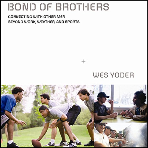 Bond of Brothers audiobook cover art