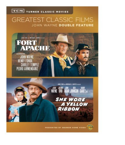 TCM Fort Apache / She Wore a Yellow Ribbon (DVD) (DBFE)