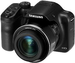 Samsung WB1100F 16.2MP CCD Smart WiFi & NFC Digital Camera with 35x Optical Zoom, 3.0