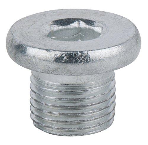 KS tools ölablassschraube innen6kant, 8 mm m14 x 1,25 x 12 mm-lot de 10–430.1067