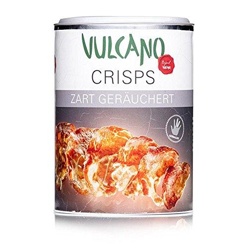 VULCANO Crisps, Schinken - Chips, zart geräuchert, 35 g