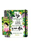 Animosa - Agenda escolar 2021-22 A5 Virginia Yo soy yo