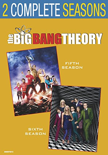 Big Bang Theory:Seasons 5 & 6