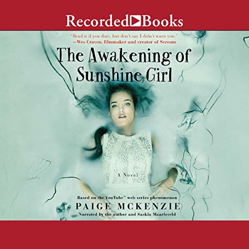 The Awakening of Sunshine Girl audiobook cover art