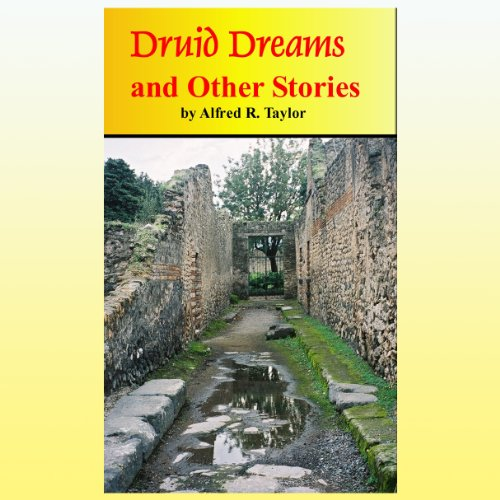 Druid Dreams and Other Stories audiobook cover art