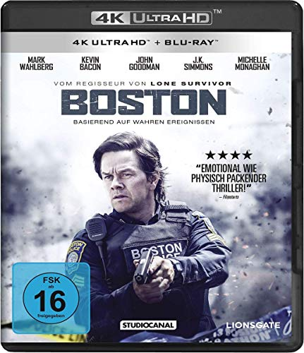 Boston (4K Ultra-HD) (+ Blu-ray)