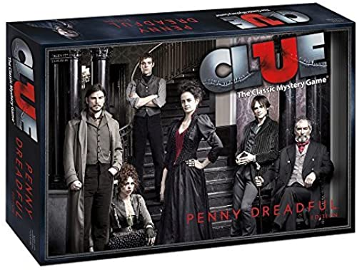 Clue  Penny Dreadful Edition by USAopoly