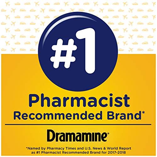 Dramamine Original Formula Motion Sickness Relief | 36 Count